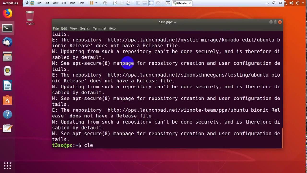 How to Install Weechat on Ubuntu - YouTube