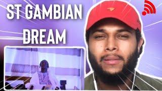 (TRB) Jamaican REACTS To ST Gambian Dream- KODO BAY KODO (Gambian Music)