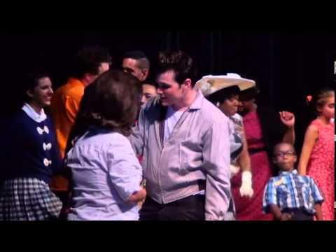 Hairspray 2013 featuring Steve Penna as Edna Turnblad.