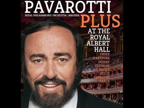 Pavarotti Plus At the Royal Albert Hall 1995 Full Concert