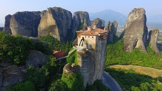 Meteora , Greece -My Dji phantom 3 professional