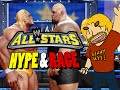 WWE ALL-STARS(My New Favorite Wrestling Game) - Hype & Rage