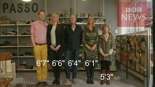 【BBC】オランダ人はなぜそんなに背が高い 2m近くもふつう?