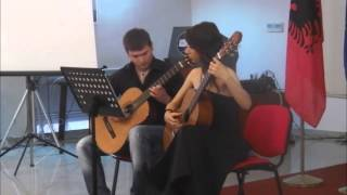 Guitar duo - Salida del Sol