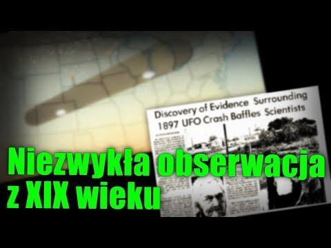 Incydent z Aurory, jedna z najciekawszych obserwacji UFO z XIX wieku