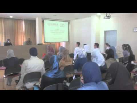 Jasser Auda - Q and A on Women in the Islamic Law, Bosnia - P1