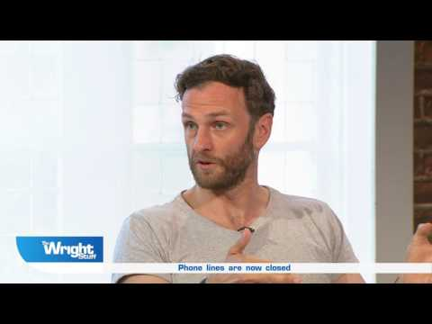 Steven Cree explains the importance of his character in the movie Churchill! #wrightstuff