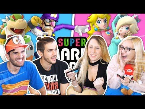 MASCHI VS FEMMINE - Un Gioco che Rovina le Amicizie! - Super Mario Party ITA w/ Frake Michelle Elisa