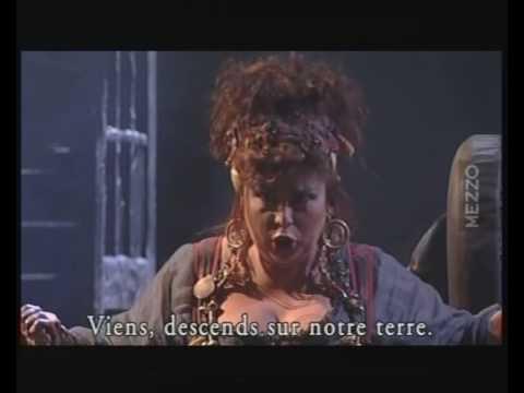 Mariana Pentcheva - Un Ballo in Maschera - Witch's Scene