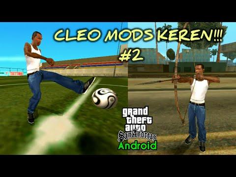 5 Cleo Mods Keren #2 - GTA SA Android