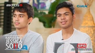 Kapuso Mo, Jessica Soho: Pacquiao brothers, certified endorsers