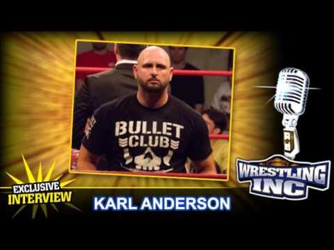 Karl Anderson Talks Friendship With Finn Balor, Bullet Club, WWE, Wrestle Kingdom, NJPW, More