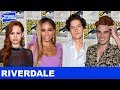 KJ Apa, Cole Sprouse, & Cast Reveal What Riverdale Tattoos They Would Get at Comic-Con!
