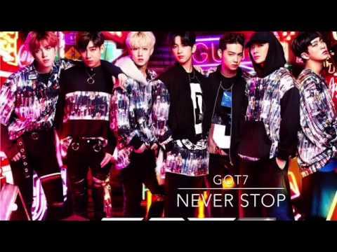 GOT7 Never Stop