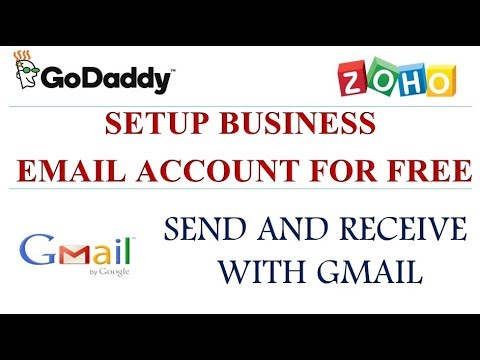 Create free business email account with your company brand name   Hindi