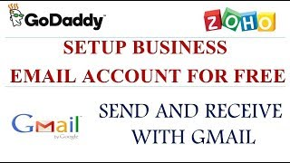 Create free business email account with your company brand name | Hindi