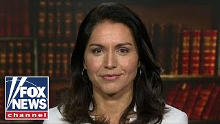 Tulsi Gabbard on rumors she may run as a third-party candidate
