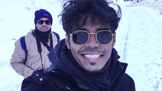 Kashmir In Winter | 3 Days | Itinerary - Costing - Vlog