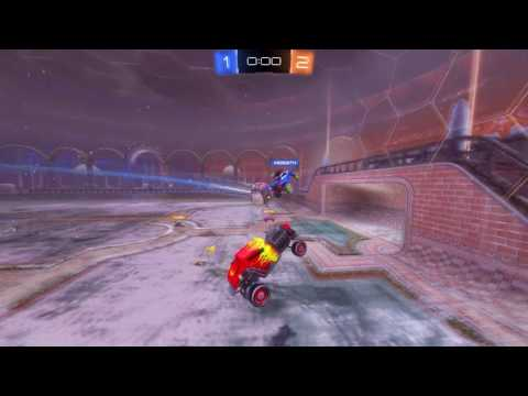 Rocket League | What A Save, Chat Disabled For 3 Seconds.