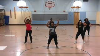 Long As I Live (Toni Braxton) Line Dance