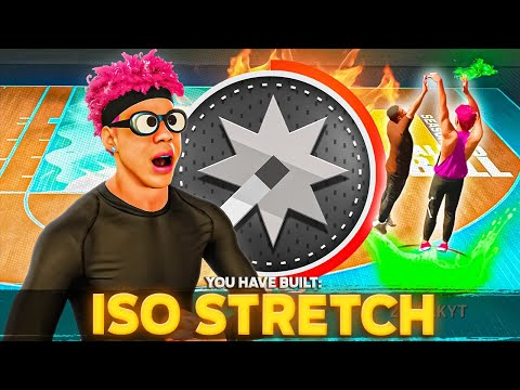 MY ISO STRETCH