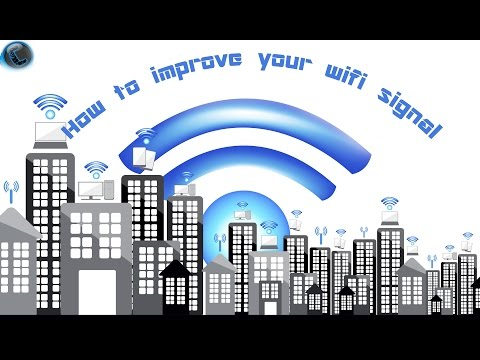 How to speed up your internet wifi connection!