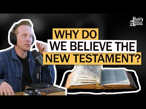 Is the New Testament Really Historically Accurate? W Trent Horn