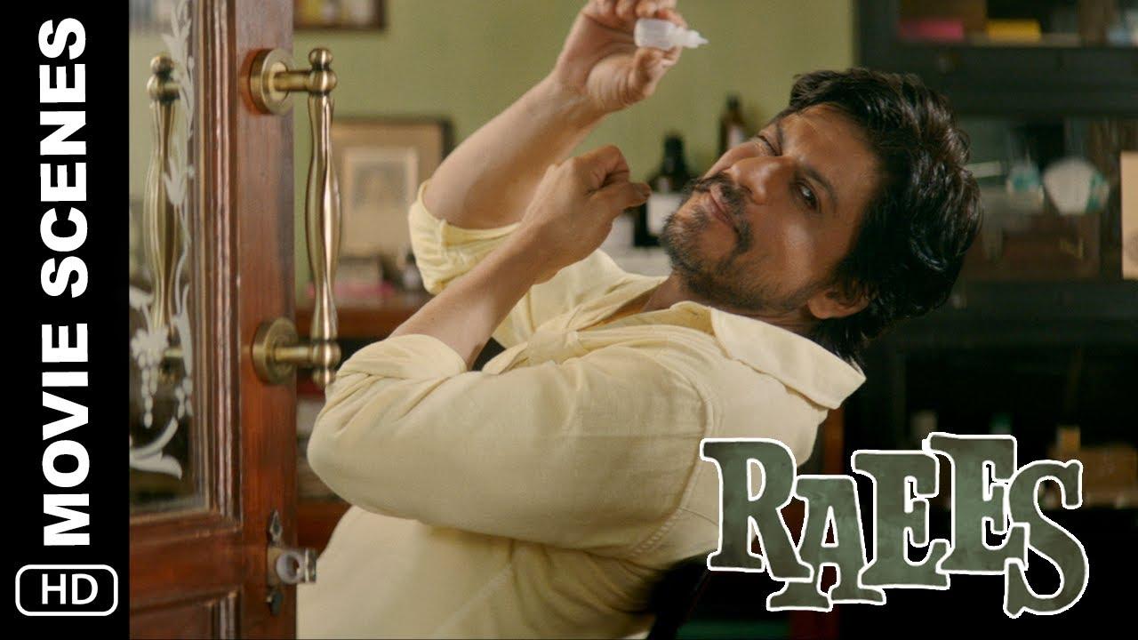 Download Tumhara Number Lag Gaya Hai  | Raees | Romantic Scene | Shah Rukh Khan, Mahira Khan