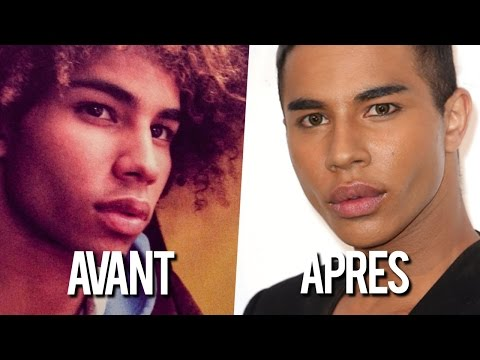 L'incroyable Transformation D'Olivier Rousteing