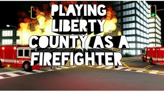Roblox Liberty County Episode #1