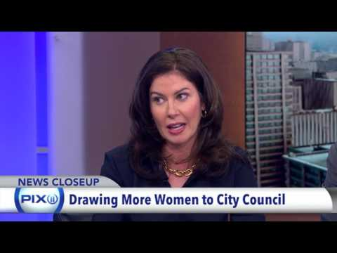 News Closeup: NYC council's challenge to elect more women; celebrating Black History Month