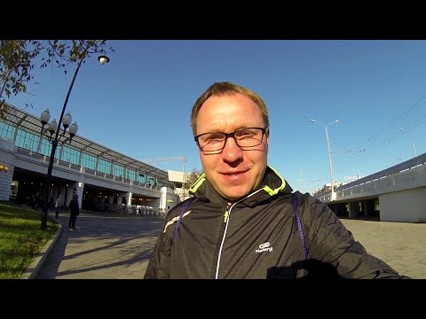 Как я пробежал московский марафон