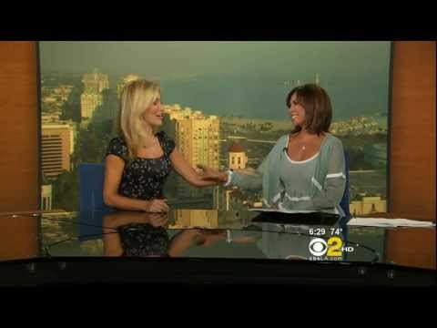 Laura Diaz Last Broadcast (KCBS-TV)