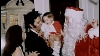 On A Snowy Christmas Night  - Elvis Presley