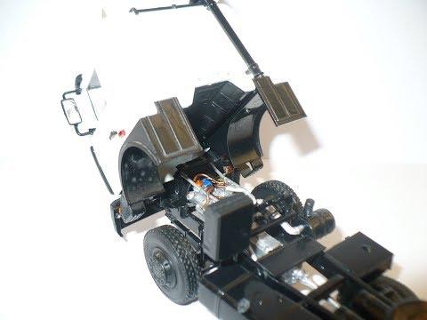 Детальный обзор МАЗ 5432 от AVD Models