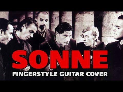 Rammstein – Sonne (fingerstyle guitar, tabs)