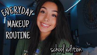updated everyday school makeup routine 2020! | susie barroeta