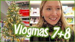 IKEA WEIHNACHTSBAUM?! - Vlogmas 7&8