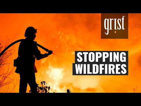 The Surprising History Of Wildfires And The West