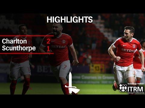 HIGHLIGHTS | Charlton 2 Scunthorpe 1