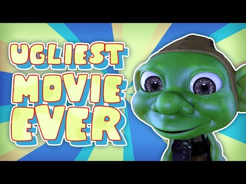 What the HELL is Trolland? The UGLIEST Animated Movie Ever  A Review