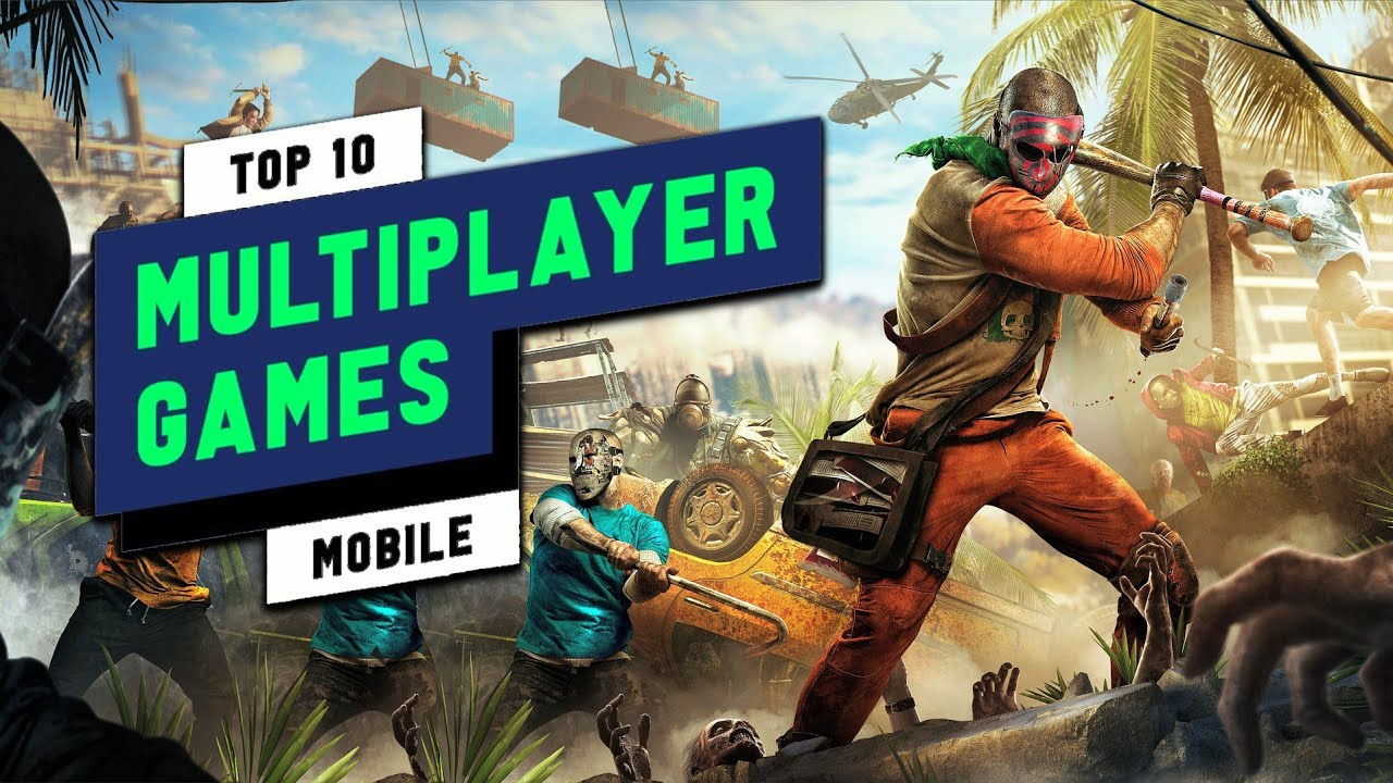 Top 10 Multiplayer Games For Android 2020 High Graphics