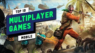 TOP 10 MULTIPLAYER GAMES FOR ANDROID 2020 | HIGH GRAPHICS