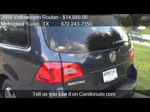 2009 Volkswagen Routan SEL - for sale in Farmers Branch, TX