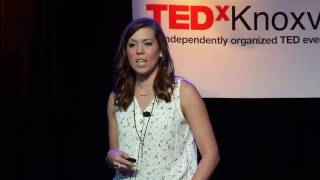 Driving Through The Lens of Autism | Haley Johnson Bishop | TEDxKnoxville