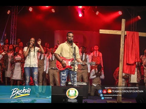 TRAVIS GREENE AT BROKEN 2017, DAY 1