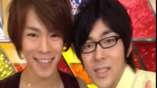 声優の小野賢章さんと小野友樹さんが仲良しですよ。 賢章せんせーは可愛...