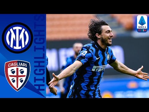 Inter Cagliari Goals And Highlights