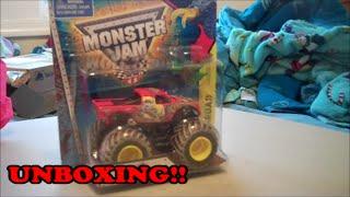 Devastator Monster Truck Unboxing