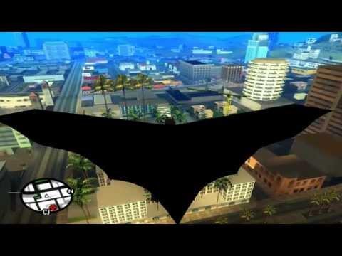 Gta San Andreas - Я Бэтмен [Batman]